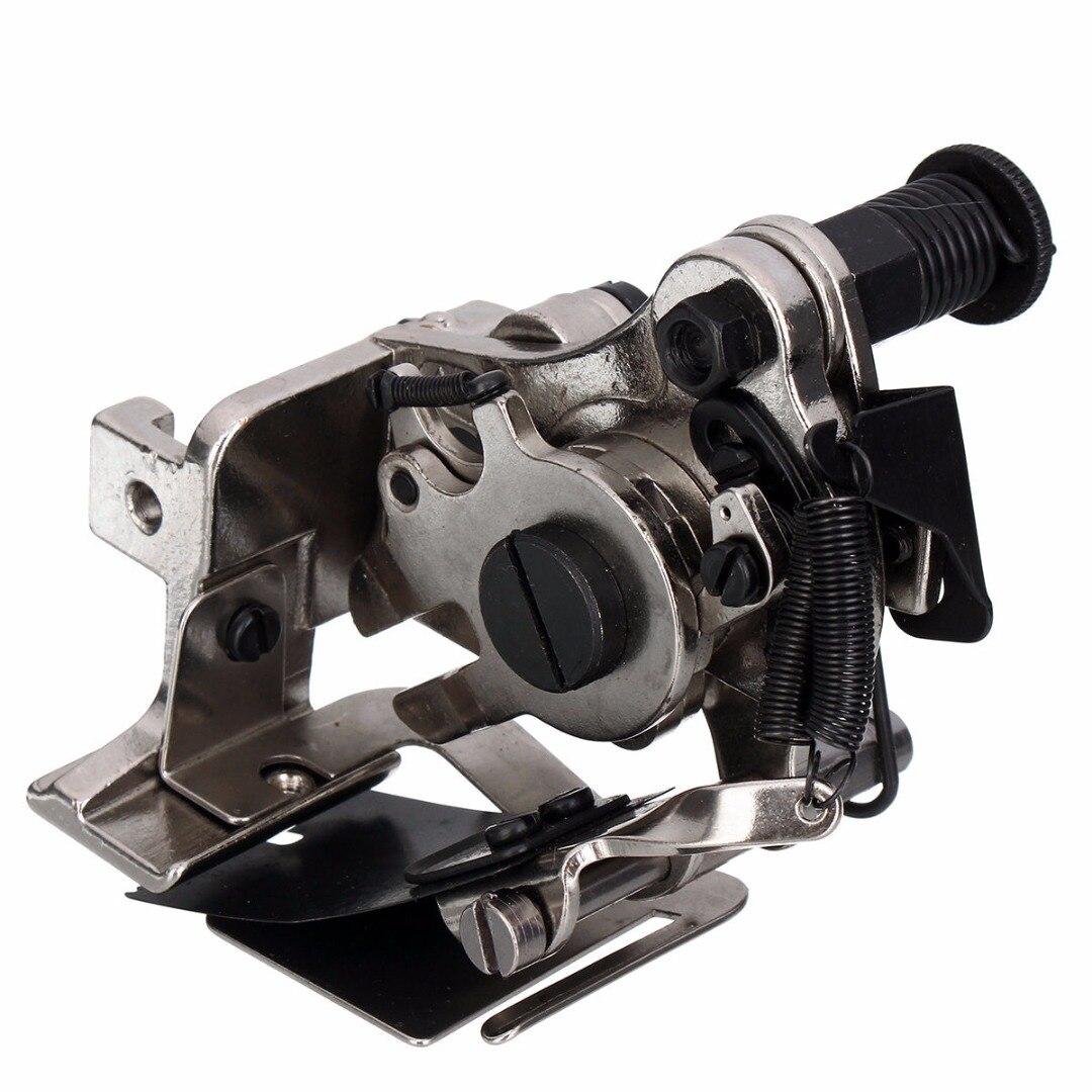 JX-LCLYL Ruffler presseur attache pied Machine à coudre industrielle pièce détachée argent