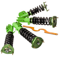Suspension Coilovers For Toyota Corolla 88 99 E90 E100 Adj Camber for AE92 AE101 AE111 88 99 Shocks Absorber Kits