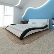 VidaXL 235 X 161 X 70 Cm Imitation Leather Bed Without Mattr