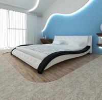 VidaXL 235X161X70 см кровать из искусственной кожи без матраса водостойкая искусственная кожа кровать игрушечная, игрушечная мебель