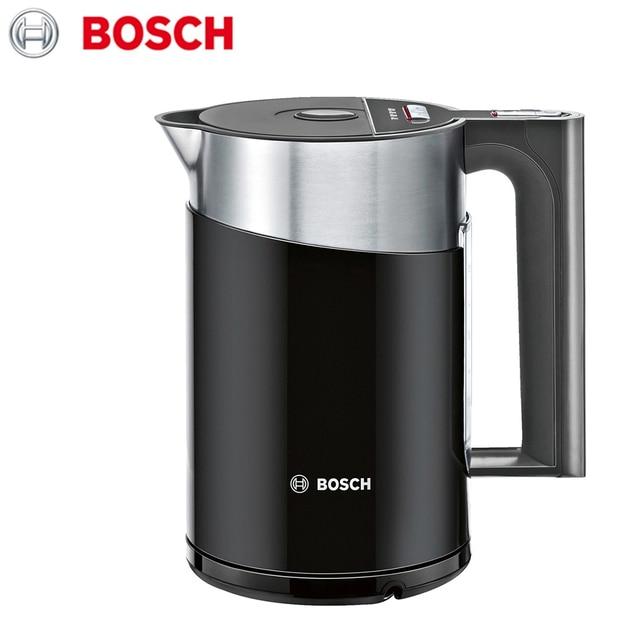 Беспроводной электрический чайник Bosch TWK861P3RU