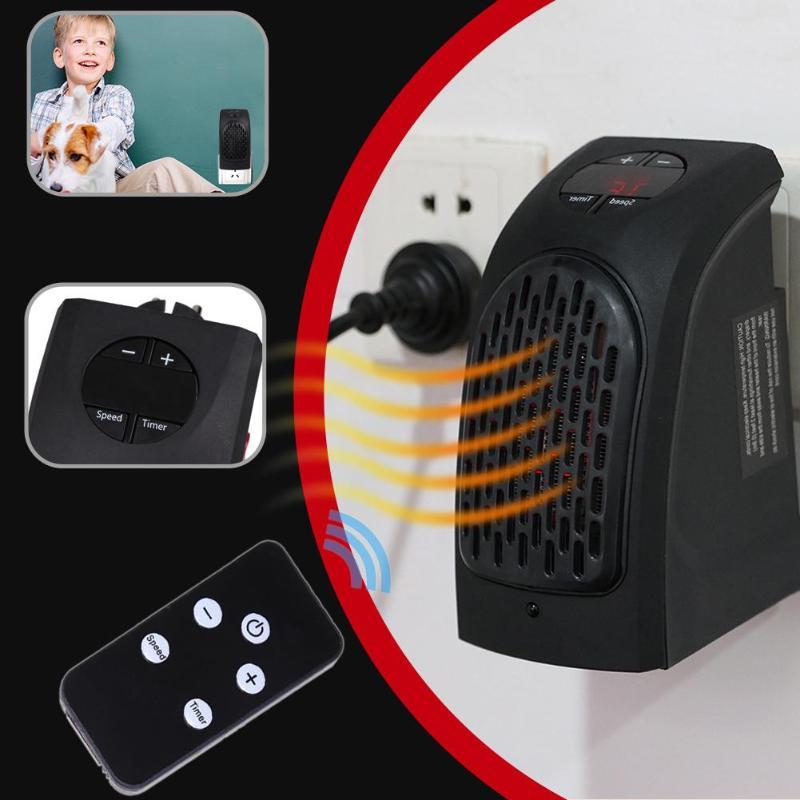 400W Mini Fan Heater…