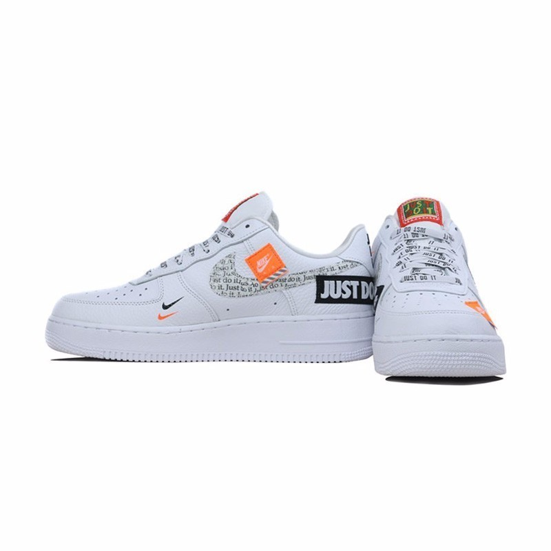 Nike Just do it Nike Air Force 1 '07 Just Do It AF1 New Arrival Breathable Utility Men  Skateboarding Shoes Low Comfortable Sneakers #AR7719 100-in Skateboarding  from Sports ...