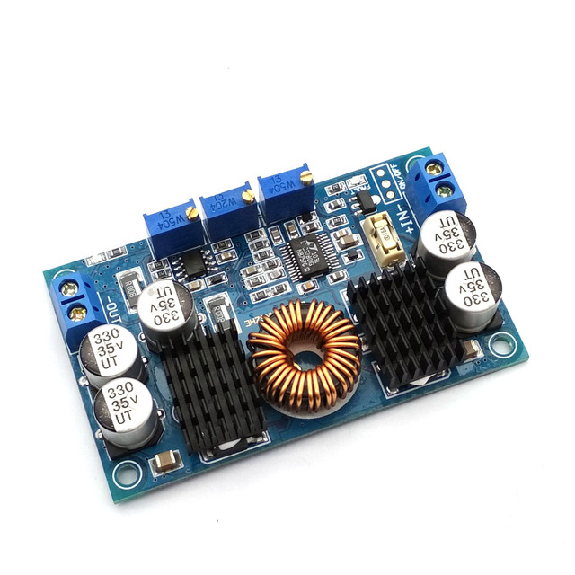 LTC3780 DC DC 5 32V To 1V 30V 10A Automatic Step Up Down Regulator Charging Module Power Supply Module