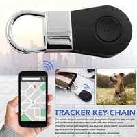 Drahtlose Bluetooth Schlüsselbund Tracker Locator Anti Verloren Smart Key Locator Alarm Kind Haustier GPS Tracking Finder Gerät für Telefon