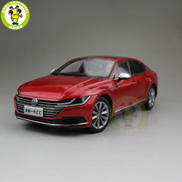 1/18 FAW VW CC Diecast Car Model Toys Boy Girl Birthday Gift Collection Hobby Red