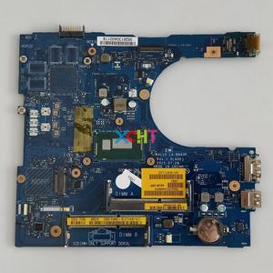 Image 1 - CN 00HJC9 0HJC9 00HJC9 AAL10 LA B843P w i5 4210U מעבד עבור Dell Inspiron 15 5458 5558 5758 מחברת מחשב נייד האם Mainboard