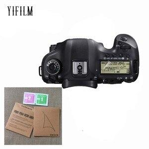 2PCS Top LCD Panel Screen Protector for Nikon Z7 Z6 D6 D7100 D7200 D7500 D750 D850 D810 D800 D610 D600 D500 D5 Camara LCD Film(China)