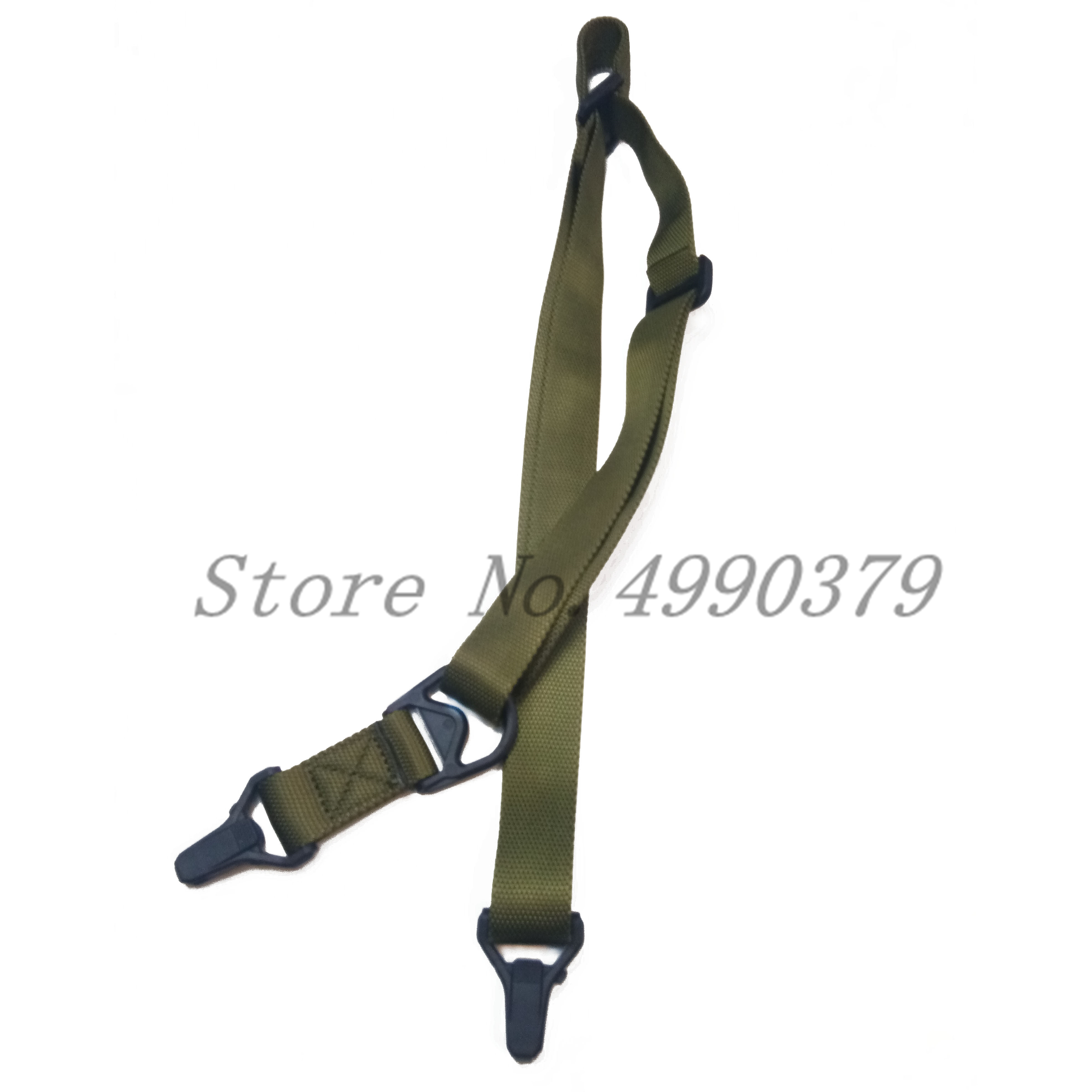 Image 3 - HANWILD  MS3 Tactical Sling Multi Mission Rifles Carry Sling Adjustable Length Shoulder Straps Wholesale-in Hunting Gun Accessories from Sports & Entertainment
