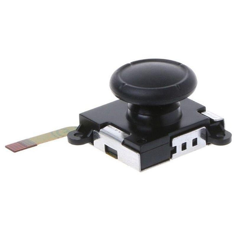 Palanca de mando analógica 3D Sustitución de Sensor para Nintendo Switch Joy Con controlador de alta calidad