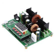 DC DC dijital 2 In 1 voltaj Step up adım aşağı modülü Boost ayarlanabilir dönüştürücü kurulu 38V 6A yüksek kaliteli