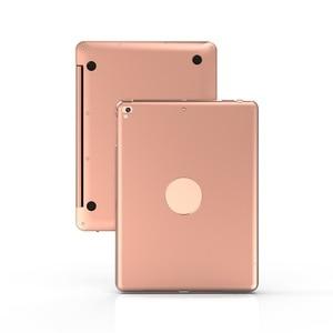 Image 2 - حافظة للوحة المفاتيح الذكية F19B حافظة لهاتف iPad Air 1 2 5 6 Pro 9.7 حافظة واقية مضادة للخدش