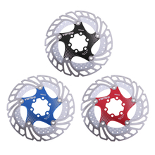 160mm Bike Brake Disc Rotor Bicycle Brakes Components Mountain Road Cycling Parts Fixed Gear цены онлайн