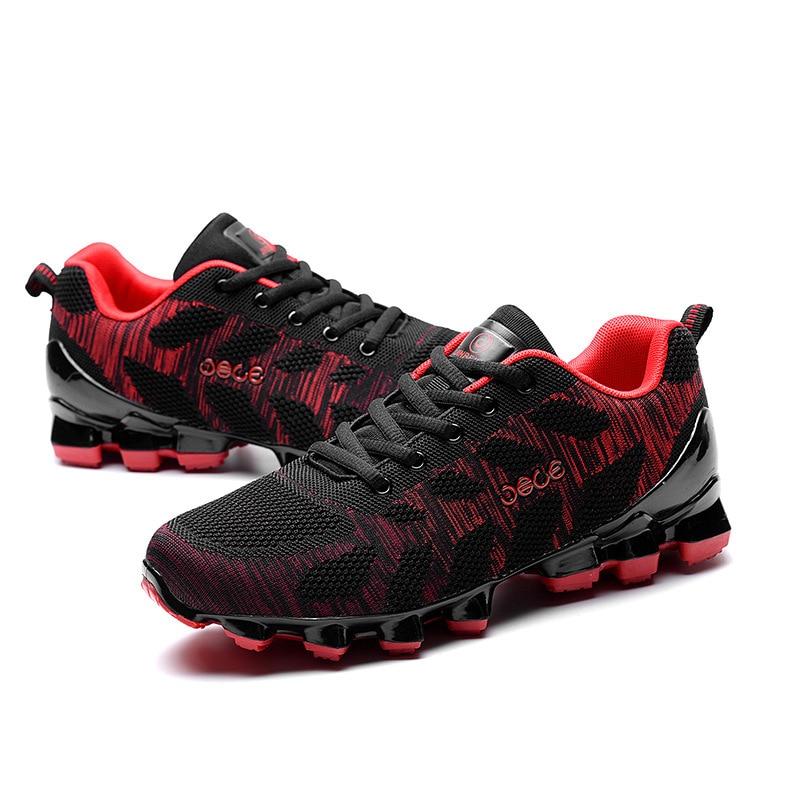 Automne Les Nouveau Chaussure Noir Chaussures red Étudiants Casual Tous Mode Homme Up 3944 Mâle Dentelle Tissage Mouche Black Hommes Sneakers dCBexro
