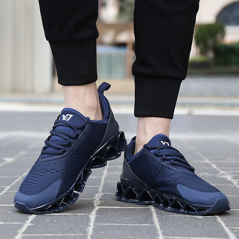 running Sports shoes man for Adults Breathable Outdoors Activities Cushioning Jogging Walking hot sale autumn Sneakers man Multan