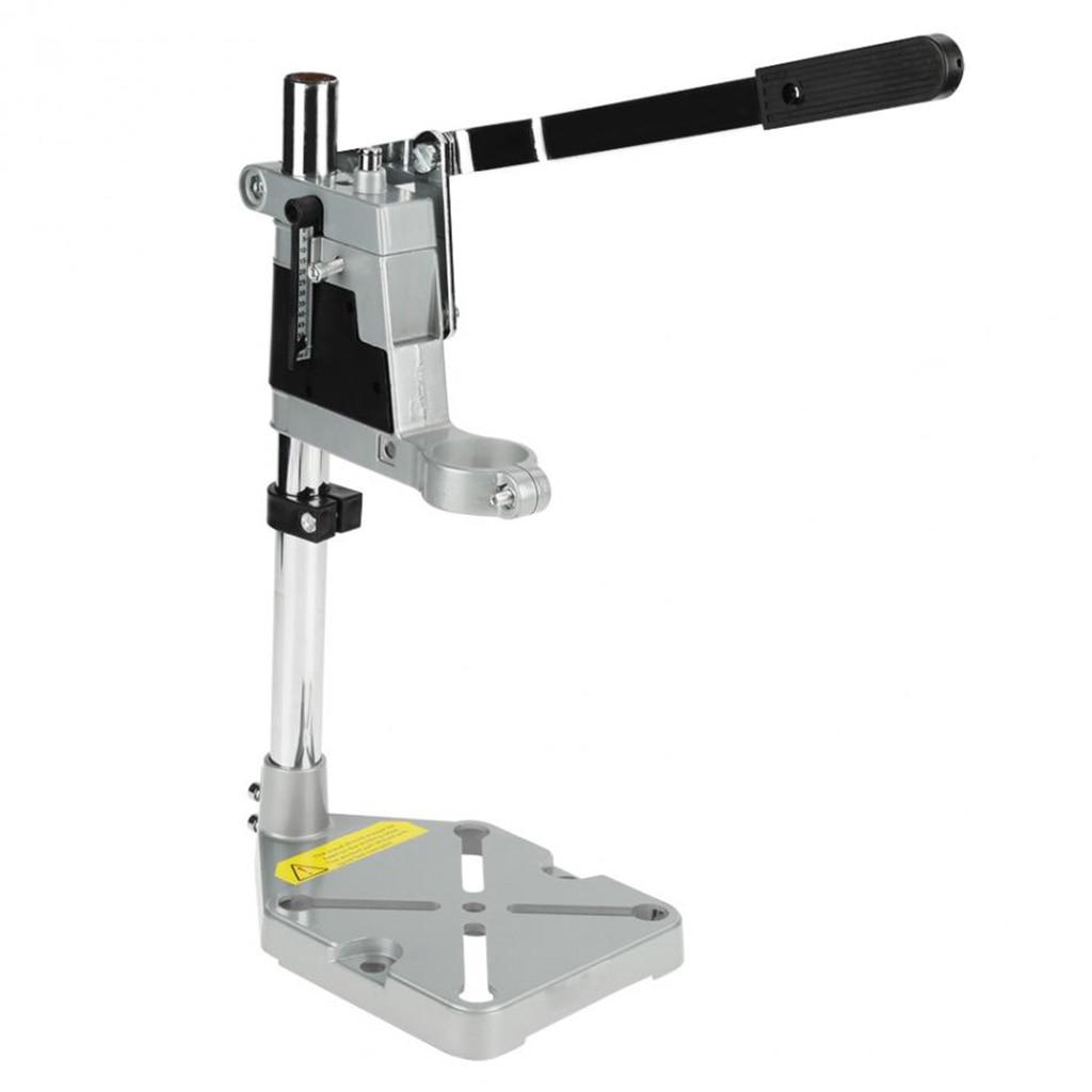 Support de perceuse à main monotrou support de meuleuse électrique multifonctionnel menuiserie domestique support fixe perceuse électrique universelle