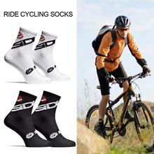 2019 New Cycling Socks Men Sports