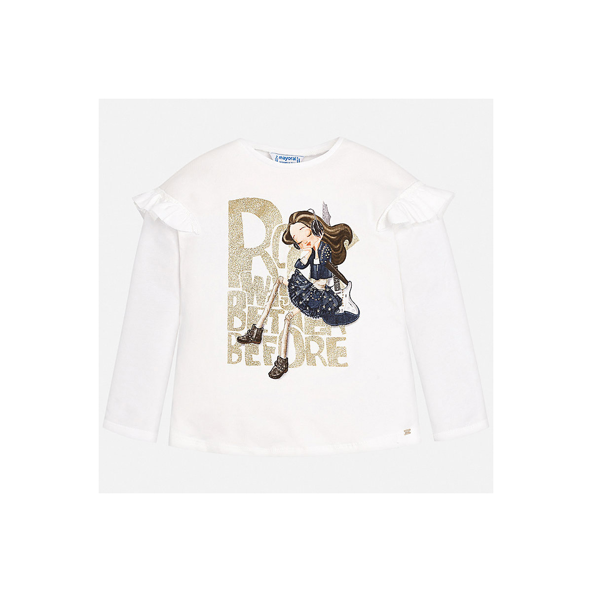 MAYORAL Blouses & Shirts 8849260 Girls Cotton  clothes baby boy children child wear mayoral blouses