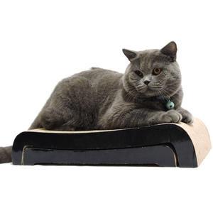 Image 5 - Drapak dla kota tektura falista koty drapak szlifowanie paznokci interaktywne meble ochronne drapak dla kota zabawka 4