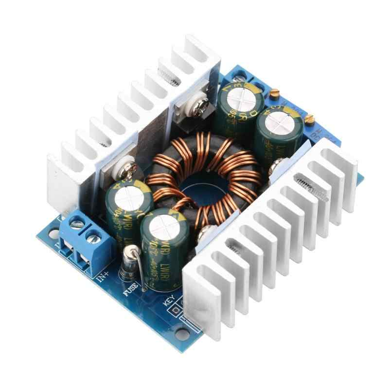 DC5-30V 10A Automatic Step UP/Down Converter Boost/Buck Voltage Regulator Module150KHz DC-to-DC Power Converter Brand New
