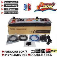 MUMIAN в 1 3D Pandora's Key 7 Box Ретро аркадная игровая консоль 1080 P игровой мини автомат для использования