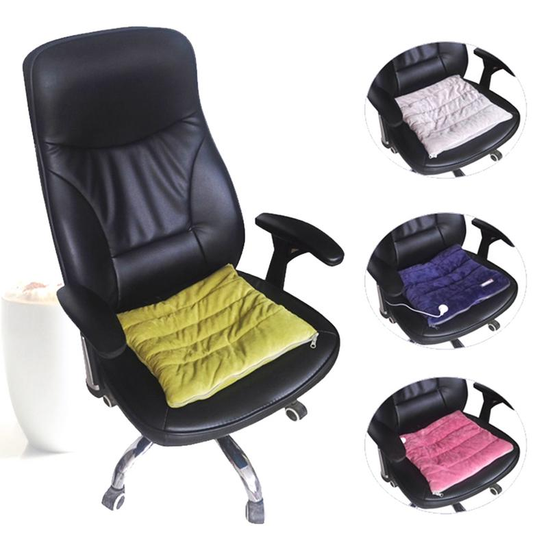 USB Heating Pad Cushion Heating Cushion Low Pressure Heating Pad Winter Heating Blanket Electric Blanket Random Color