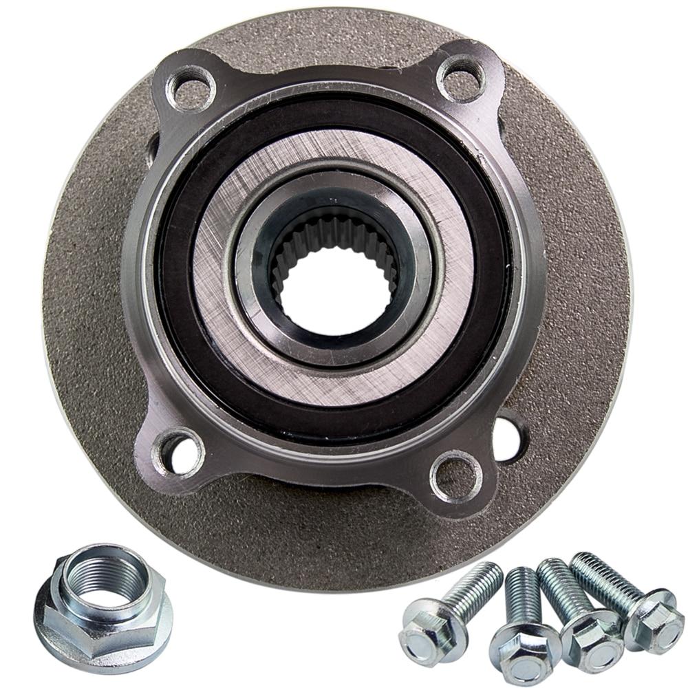 Assemblage de moyeu de roulement de roue avant pour BMW MINI ONE COOPER WORKS R50 R52 6756889 pour R50, R53 Cooper Hatchback 01-06