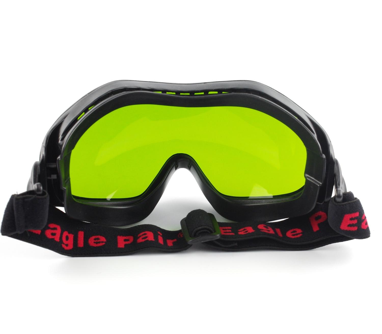 405nm-445nm-473nm UV Blue 808nm-1064nm Laser Protective Goggles Glasses CE OD5+ ep 8 9 190nm 470nm uv 800nm 808nm 1700nm od5 ir laser protective goggles glasses