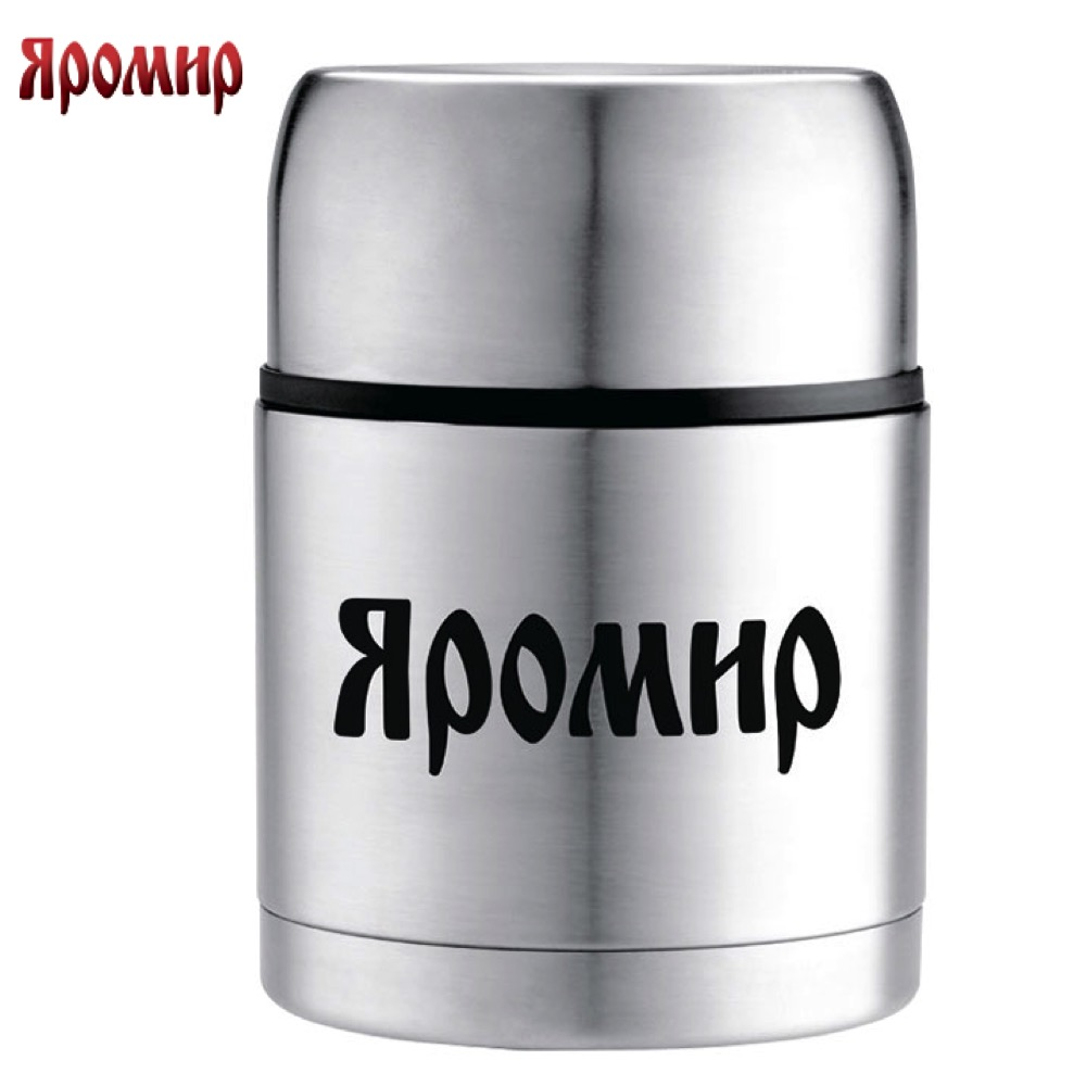 Vacuum Flasks & Thermoses Yaromir YAR-2040M thermomug thermos for tea Cup stainless steel water korean penguin vacuum cup water bottle mug coffee tea stainless steel thermos food jar thermal container insulated soup holder
