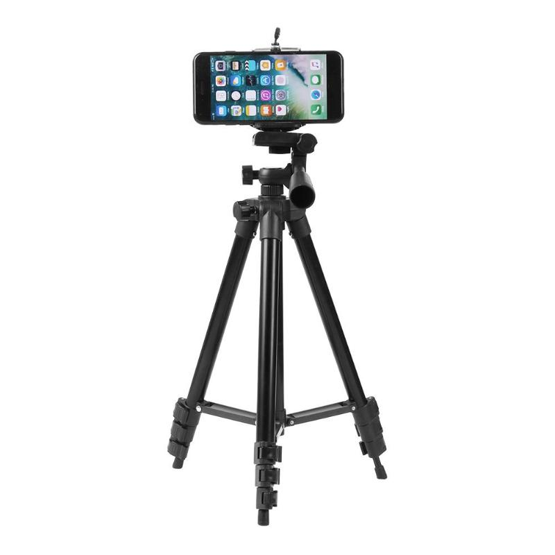Durable Black Color : Black Sony Selfie Sticks Monopods Mount Phone Clamp for iPhone LG and Other Smartphones Samsung HTC Clip Range: 6-9cm