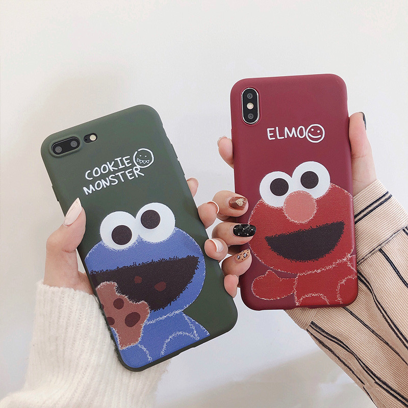 coque iphone 7 cookie