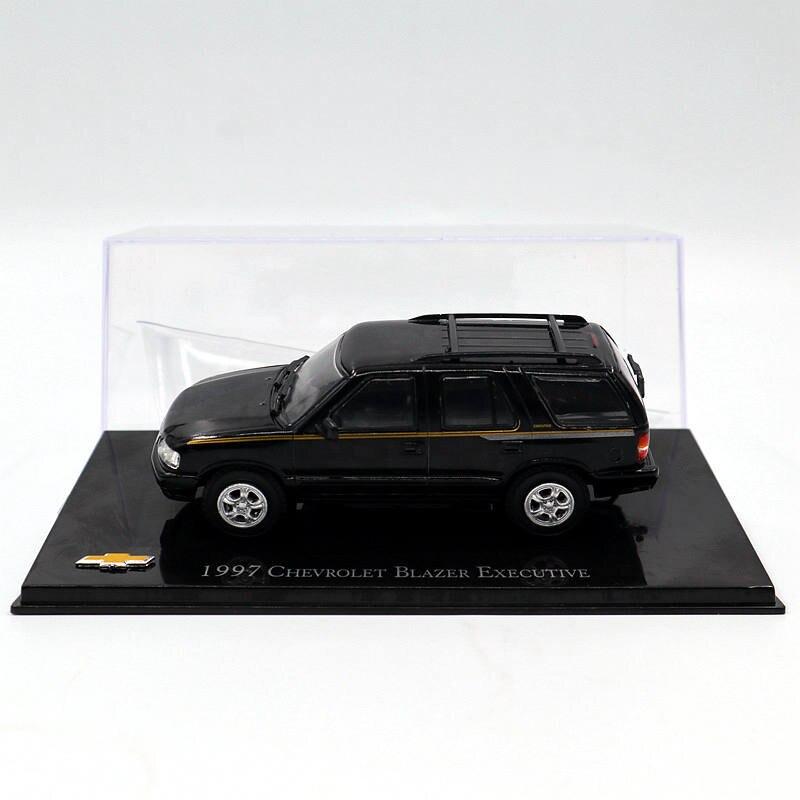 1:43 IXO Altaya 1997 Chevrolet Blazer Executive Diecast Models Limited Edition