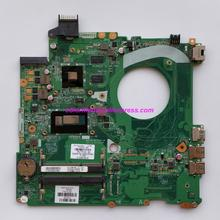 Genuine 774772 001 774772 501 774772 601 830M/2G i3 4030U Laptop Motherboard for HP 15 P Series 15 p046TX 15 p048TX NoteBook PC