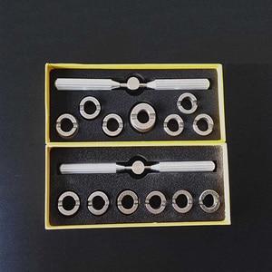 Image 3 - 7 pcs 시계 도구 시계 시계 오프너 수리 도구 쉬운 열기 시계 백 케이스 롤렉스
