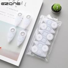 Купить с кэшбэком EZONE 6PCS/Set Correction Tape Korean Style Fresh Stationery 8M Long Roller Tape Study Correction Tool School Office Supply