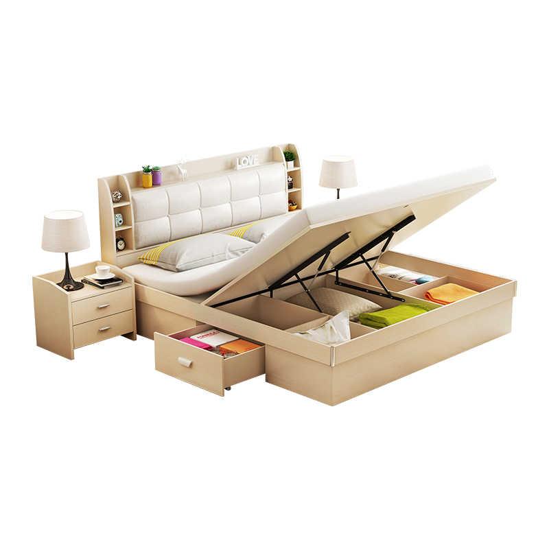 Frame Box Per La Casa Odasi Mobilya Kids Tempat Tidur Tingkat Bett Yatak Mobili Cama Mueble De Dormitorio bedroom Furniture Bed