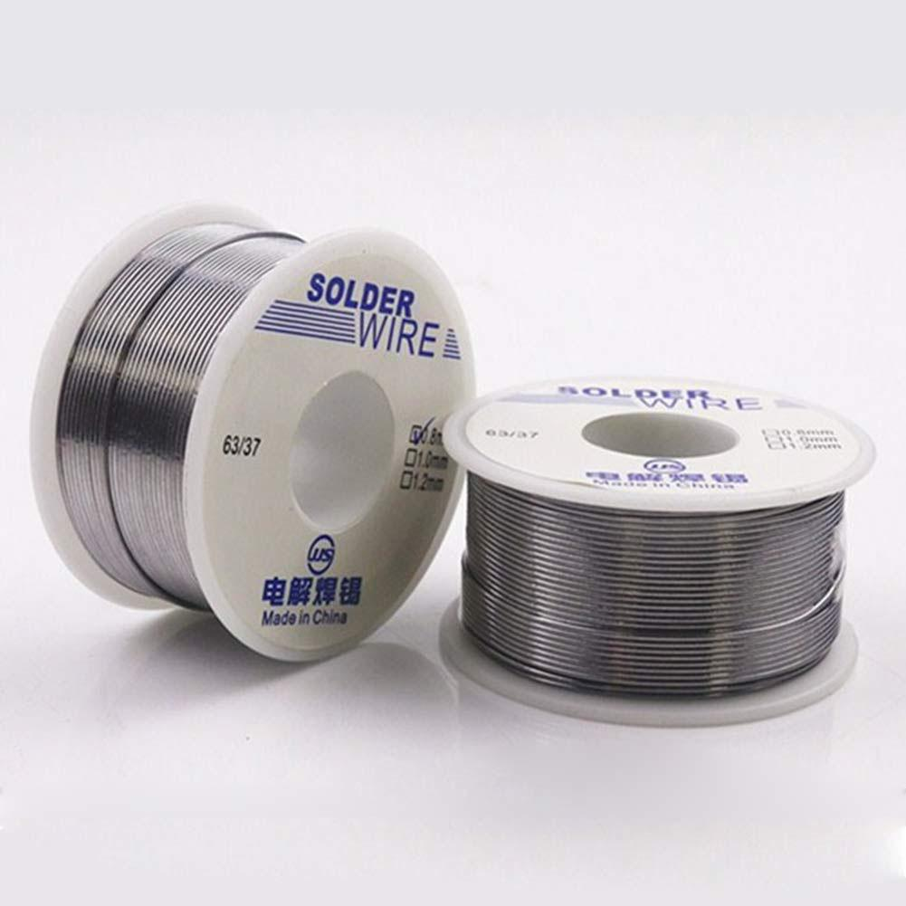 AsyPets Solder Wire 1.0mm/0.8mm  Flux Rosin Core Weldring Tin Lead  Weilding Wire Dropshipping