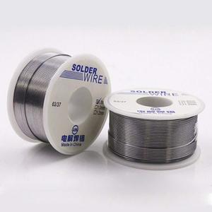 Image 3 - Solder Draht 1,0mm/0,8mm Flux Kolophonium Core Weldring Zinn Blei weilding draht