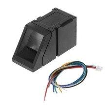 R307 Fingerprint Reader DC 4.2-6V Time Attendance Fingerprint Scanner Optical Sensor Module with Cable