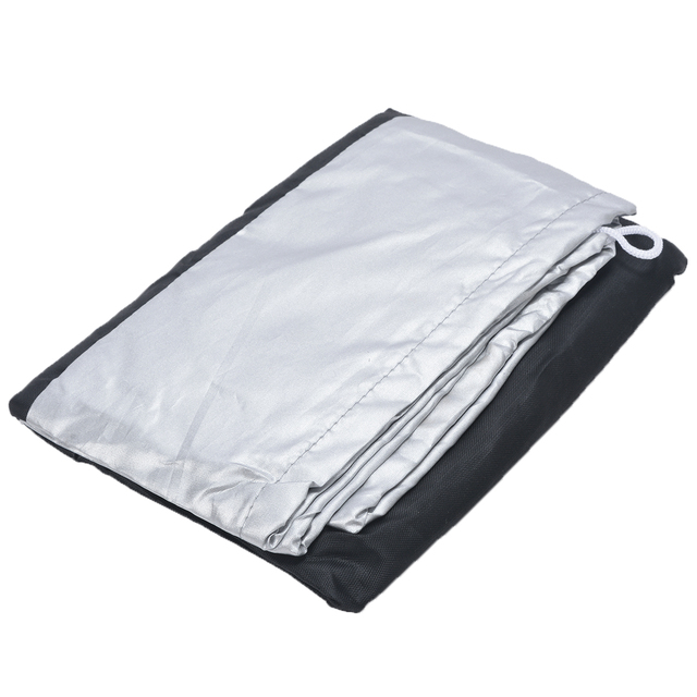 Mayitr 1Pcs Universal Car SUV 13-19inch Tote Spare Tire Storage Cover Wheel Bag Durable Tire Wheel Protection Covers 2