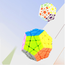 Moyu Yuhu Megaminx Magic Cube Speed Puzzle Cubes Kids Toys Educational Toy цены онлайн