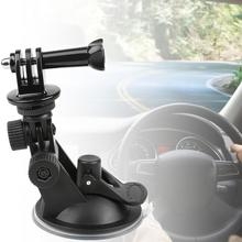 Mini Car Window Suction Holder Cup Windshield Glass For GoPro Hero7/6/5 GPS Digital Camera Camcorder