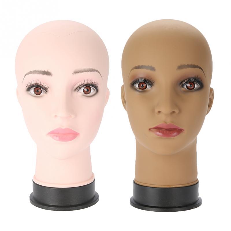 Professional Practice Mannequin Head Massage Makeup ...