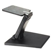 Наклонный складной держатель для монитора Vesa 10 дюймов-27 дюймов ЖК-дисплей пресс-экран стенд