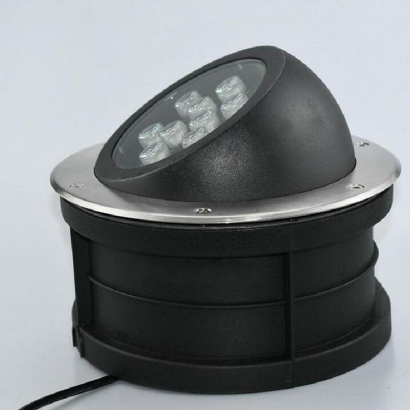 Free Shipping 3x2w Ce Rohs Ac85v-265v Recessed Lighting Outdoor Lamp Led Spot Floor Garden Yard Led Underground Light Lights & Lighting Led Lamps