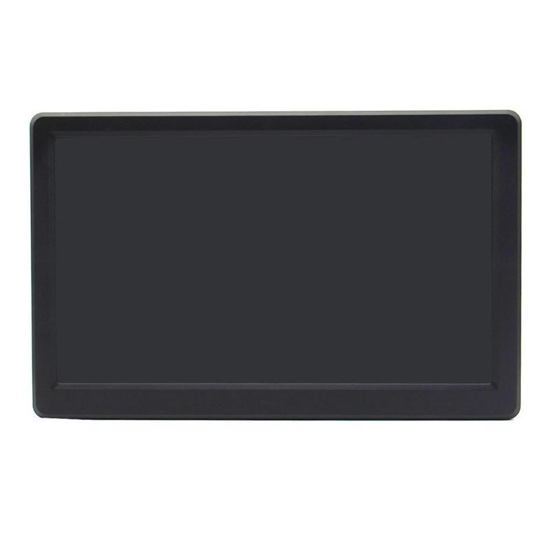 10 pouces FHD 1080 P moniteur 1920x1080 IPS écran Support HDMI/VGA moniteur pour Raspberry Pi 3/PS3/PS4/WiiU/Xbox360/One/Mac mini