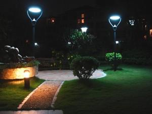 Image 5 - مصابيح حدائق ليد 90 واط 30 واط 60 واط مصباح ليد للشارع LED في الهواء الطلق ضوء led مصباح إضاءة حديقة IP65 2 سنة الضمان