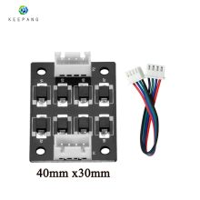 купить TL-Smoother V1.0 New Kit filter stepper eliminator texture smoother addon module stabilizer diode board for stepper driver motor по цене 83.16 рублей