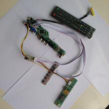 TV HDMI AV VGA USB AUDIO LCD LED driver card Controller kit Card DIY LVDS For V236BJI-LE2B ReV.C8 Scree monitor