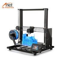 Anet A8 Plus Upgraded version DIY 3D Printer 300 x 300 x 350mm High Precision Metal Desktop Impresora PK Anet A8 3D Printer